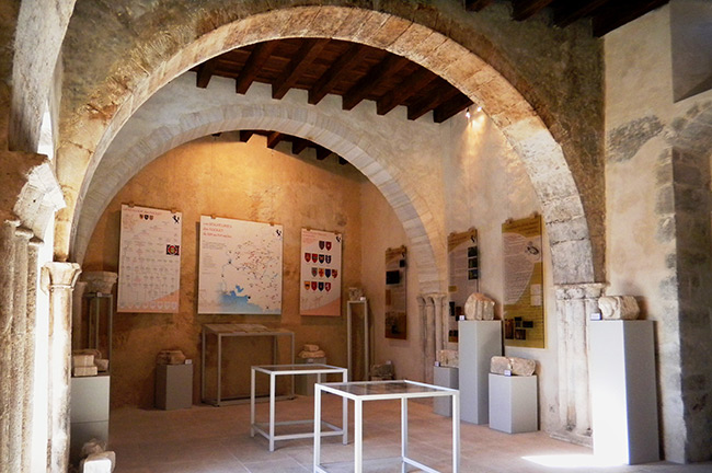 salle archéologique